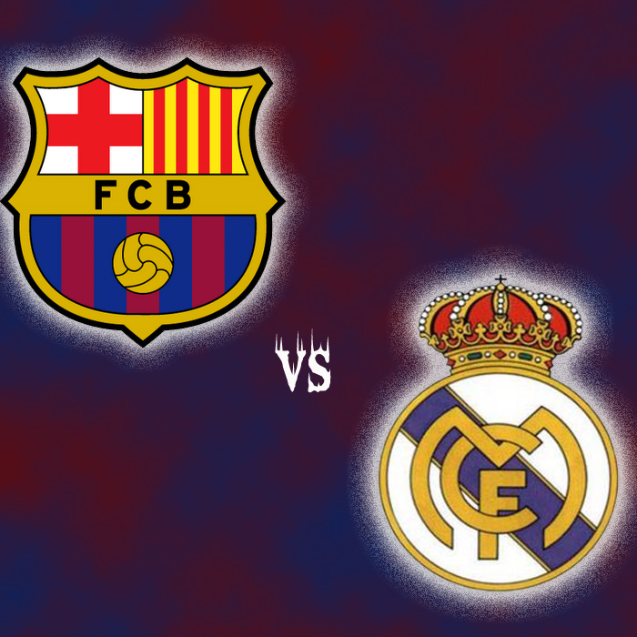 Rencontre barca vs real
