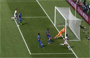 Costa Rica vs Italia